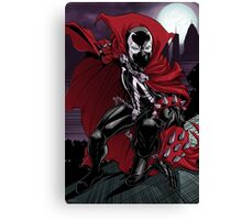 Spawn Canvas Print
