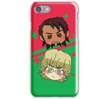 TIGER&BUNNY iPhone iPhone Case/Skin
