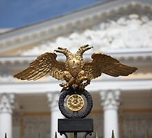 double headed eagle by mrivserg