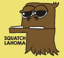 SQUATCHLAHOMA Baby Tee