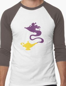 Aladdin Shirt Men's Baseball ¾ T-Shirt