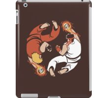 Super Yin-Yang iPad Case/Skin