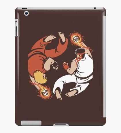 Super Yin-Yang iPad Case/Skin
