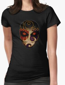 Jack... is Back. Womens Fitted T-Shirt