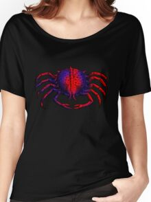 Color Crab Women's Relaxed Fit T-Shirt