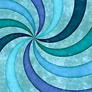 iPad Swirls  by Anita Pollak