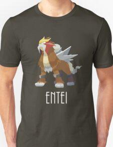 Entei T-shirt - Pokemon Unisex T-Shirt