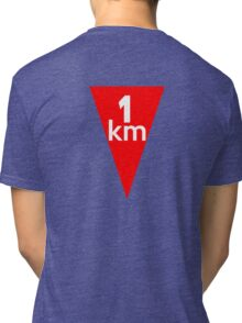 Flamme Rouge  Tri-blend T-Shirt