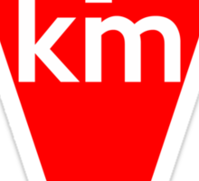 Flamme Rouge  Sticker