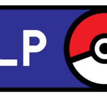 Major League Pokemon v2 Sticker