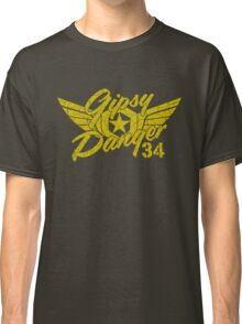Gipsy Danger Faded Military Style Classic T-Shirt