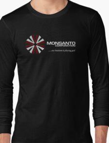 Corporate Evil Long Sleeve T-Shirt