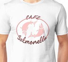 Cafe Salmonella Unisex T-Shirt