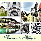 Fuessen im Allgaeu by ©The Creative  Minds