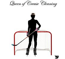 Queen of Crease Cleaning by DaniBee37