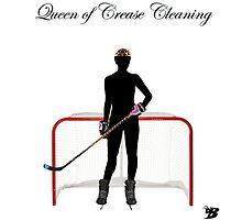 Queen of Crease Cleaning by DaniBee37