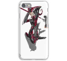 Warframe - Mirage Card iPhone Case/Skin