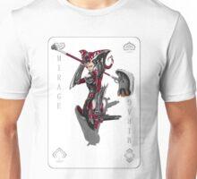 Warframe - Mirage Card Unisex T-Shirt