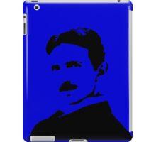 Nikola Tesla Portrait iPad Case/Skin