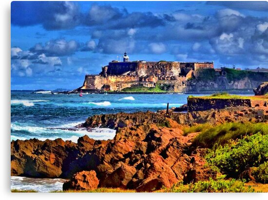 El Morro by surrealism2