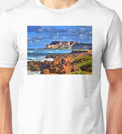 El Morro Unisex T-Shirt