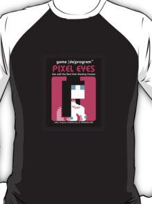 Pixel Eyes Atari Cartridge T-Shirt