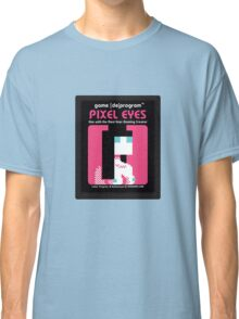 Pixel Eyes Atari Cartridge Classic T-Shirt