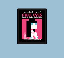 Pixel Eyes Atari Cartridge Unisex T-Shirt