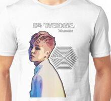 Exo Overdose Xiumin - White  Unisex T-Shirt