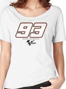 Marc Marquez, MotoGP Women's Relaxed Fit T-Shirt