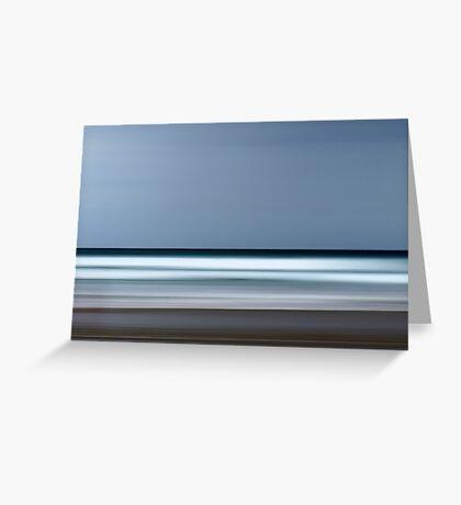Keep your eye on the Horizon Greeting Card