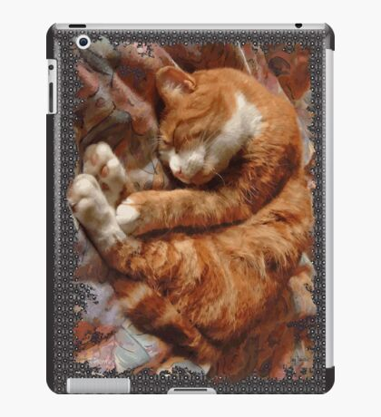Thomas, Sleeping iPad Case/Skin