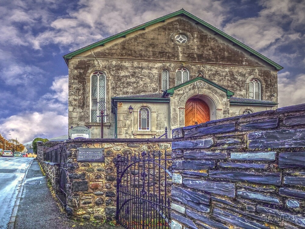 A Chappel by SylviaHardy
