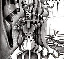 Cello Mania. by nawroski .