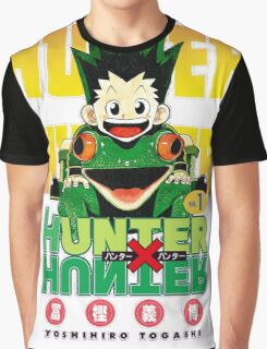 Hunter x Hunter manga Graphic T-Shirt