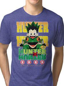 Hunter x Hunter manga Tri-blend T-Shirt