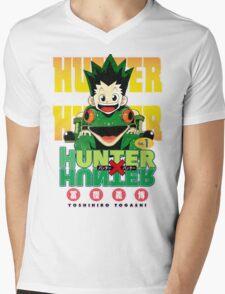 Hunter x Hunter manga Mens V-Neck T-Shirt