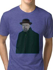 Heisenberg's Blue Period Tri-blend T-Shirt