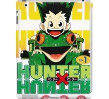 Hunter x Hunter manga iPad Case/Skin