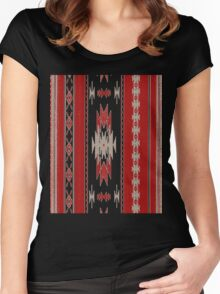 apache Women's Fitted Scoop T-Shirt