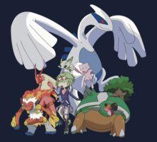 Pokemon trainer Kids Clothes