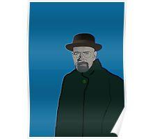 Heisenberg's Blue Period Poster