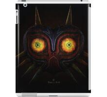Legends of Zelda Majora's Mask Time's End iPad Case/Skin