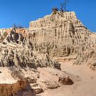 The Walls of China, Mungo National Park, NSW by Adrian Paul