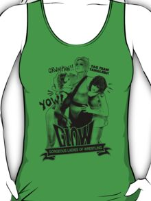 Gorgeous Ladies Of Wrestling (Ninotchka - Style A)  T-Shirt