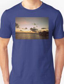 An Old Time Sunrise In The Beautiful Exumas, Bahamas T-Shirt