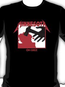 Minnesota Oh Geez Em All T-Shirt