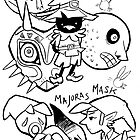 Majora's Mask  by Lucie Irvine
