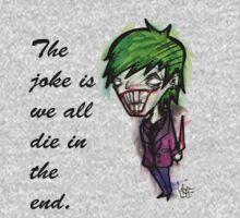 Joker Baby Tee