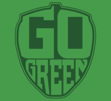 Go Green by TRStrickland